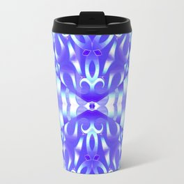 kaleidoscope Flower G65 Travel Mug