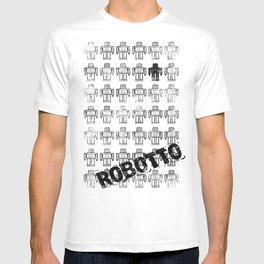 Robotto! T-shirt