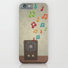 Speak To Me With Music iPhone 6s Slim Case