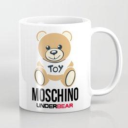 moschino under bear Coffee Mug