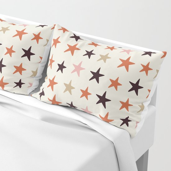 Star Pattern Color by dngrmouse