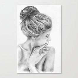 Gentle Canvas Print