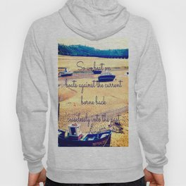 So We Beat On, Boats Against the Shore... Hoody