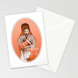 Aqua Vitae Stationery Cards