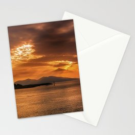 Evenings End Stationery Cards