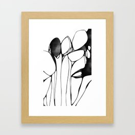 anatomized #3 Framed Art Print