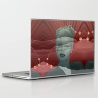 diamonds Laptop & iPad Skins featuring diamonds by Rosa Picnic