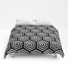 Hex Comforters