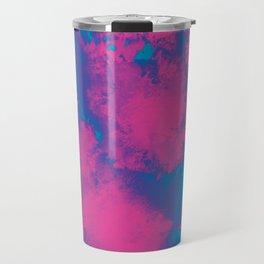 Cotton Candy Acid Trip Travel Mug