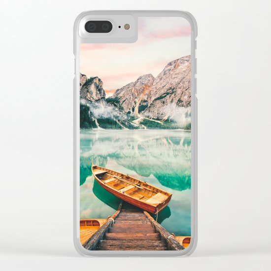 While We Are Young Clear iPhone Case