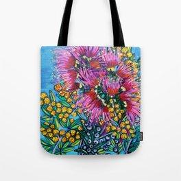 Australian Flora Tote Bag