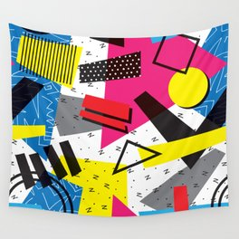 Retro 80s be that Wall Tapestry