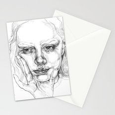 Head in Hand Stationery Cards