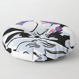 Drowning Rarity Floor Pillow