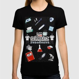I Am a Lab Scientist T-shirt