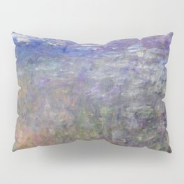1926-Claude Monet-Water Lilies-199 x 425 Pillow Sham