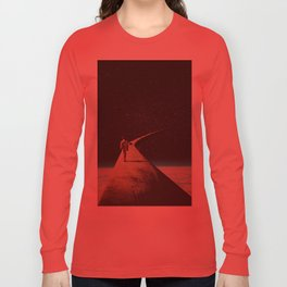 We Chose This Road My Dear Long Sleeve T-shirt