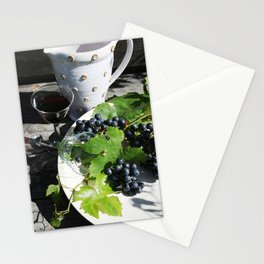 Grapevine Stationery Cards