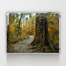 Bunya treasure Laptop & iPad Skin