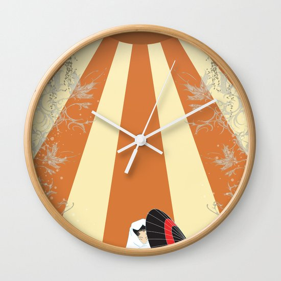 Koumbi Wall Clock