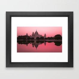 Kolkata, India #society6 #decor #buyart Framed Art Print