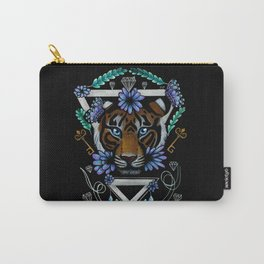 Powerful Tiger  Carry-All Pouch