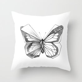 Butterfly Origami Throw Pillow