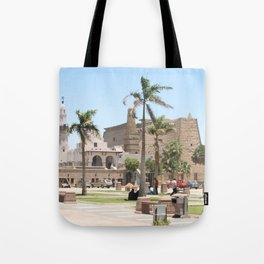 Temple of Luxor, no. 16 Tote Bag