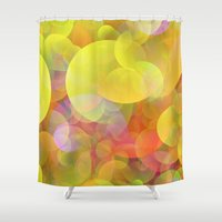lightning Shower Curtains featuring Spring lightning by LoRo  Art & Pictures