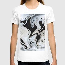 Black_paint T-shirt