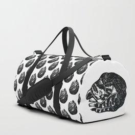 Sleeping Cat - Lino Duffle Bag