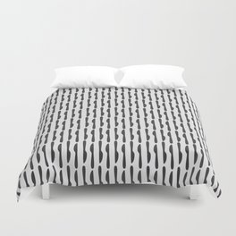 Kitchen Cutlery Knife Duvet Cover