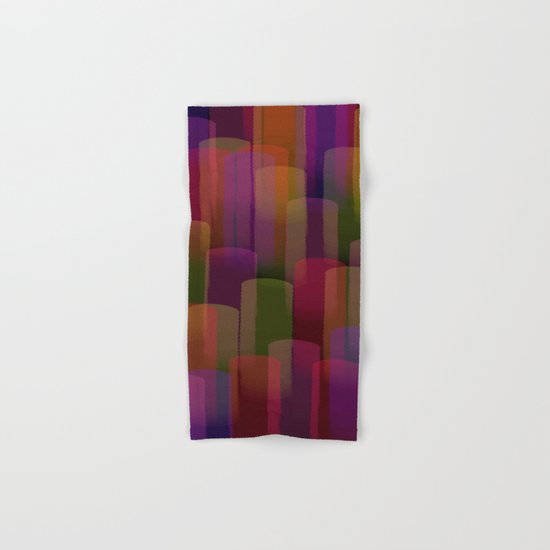 Abstract 101 Hand & Bath Towel