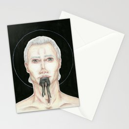 Eclipse Of The Soul Stationery Cards