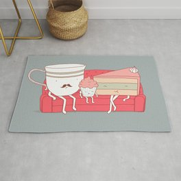 Family Portrait Rug