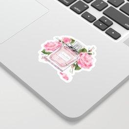 Miss pink Sticker