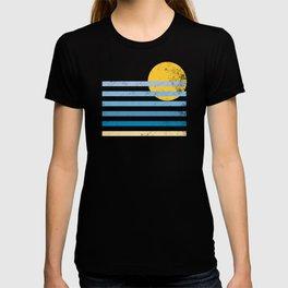 Sunset Ocean T-shirt