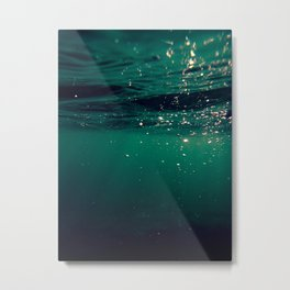life aquatic Metal Print