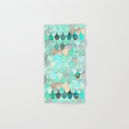 SUMMER MERMAID Hand & Bath Towel