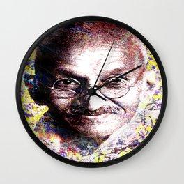 MAHATMA GANDHI Wall Clock