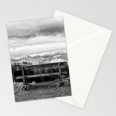 Bench With a View Stationery Cards