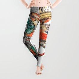 kingfisher Leggings
