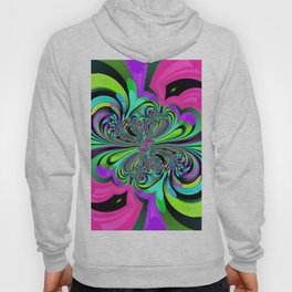 Psychedelic Bright 3 Hoody