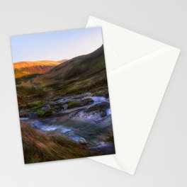 Ireland mountains (RR 252) Stationery Cards