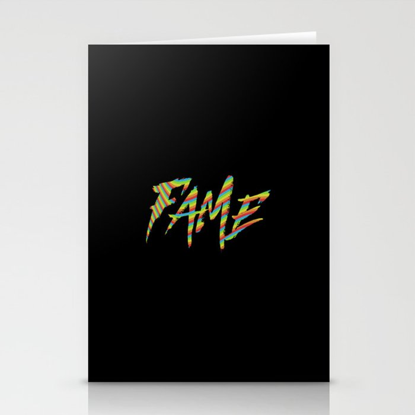 Fame Stationery Cards