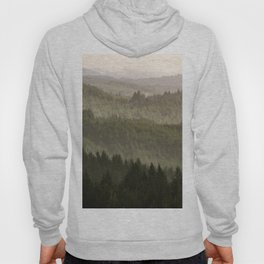 Pacific Coast Mountain Forest - 124/365 Hoody