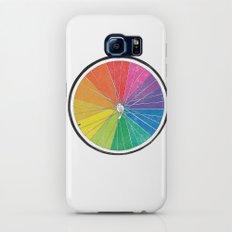 Color Wheel (Society6 Edition) Slim Case Galaxy S7