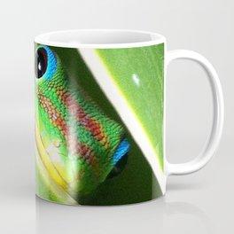 Eyes in the Grass Coffee Mug
