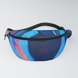 Tangled Up In Blue Fanny Pack