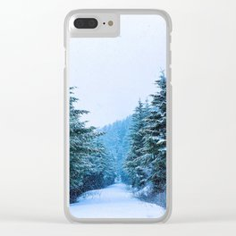 Lolo Pass Clear iPhone Case